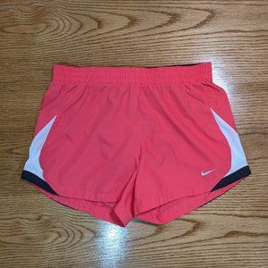 Nike Running Shorts w/ Liner Pink Women's Size S